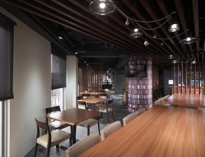 台北震原建筑咨询设计--板桥艺宿商旅