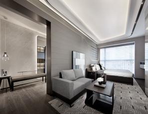 MYP设计事务所--中洲滨海商业中心Aston Martin公寓样板房