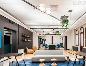 Kokema Design--芬兰软件公司Vainu赫尔辛基办公室