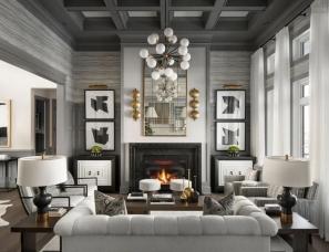 Atmosphere--加拿大古典优雅设计,向经典和永恒的细节致敬