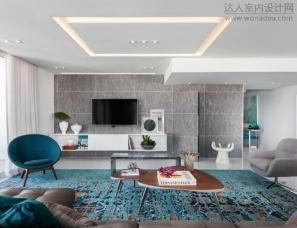 2id Interiors设计--Oceania V Sunny Isles