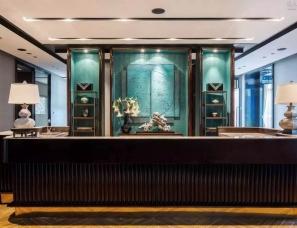 上海牧笛设计--万科·上海金域澜湾销售中心