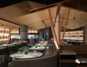 蜂鸟设计--上海柴门饭儿川菜餐厅