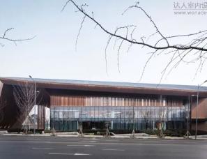 上海日清建筑设计--中国铁建-西派国樾时代艺术中心