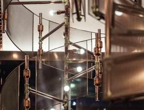 香港餐廳AMMO--設計師Joyce Wang