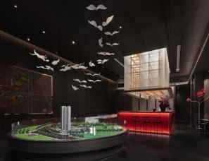 LPLUS正里合及设计--昆明艺城 · 春城玖號售楼处350 ㎡